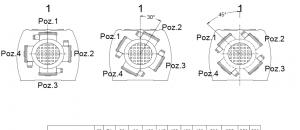جزئیات گیربکس شافت مستقیم پایه دار